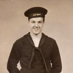 Unidentified sailor.