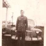 Unidentified soldier.